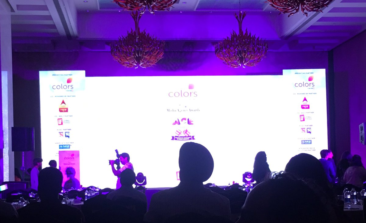 We're thrilled to be at @e4mevents #MediaAceAwards! https://t.co/HS55QebI3P