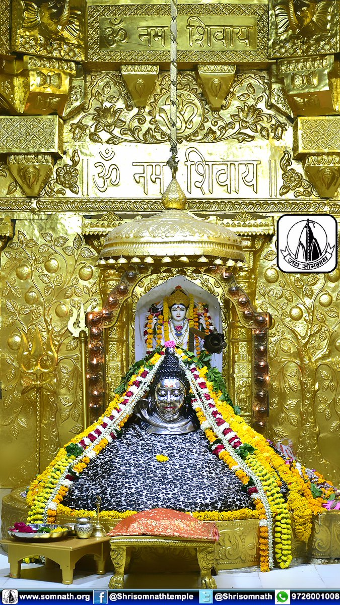 04Dec17-Shringar Darshan-07Pm-Dhruv_PRO-12172650 https://t.co/Izny6lSRny
