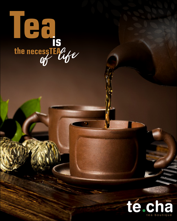 Does that hold true for you?  #Techa #TeaLovers #TeaBlends #Ahmedabad #Amdavad