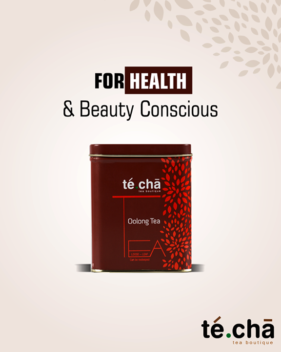 Covering the advantage for health & beauty, the oolong tea from Te.cha.  Buy Online : https://goo.gl/1RvrfZ  #OolongTea #Techa #TeaLovers #TeaBlends #Ahmedabad #Amdavad