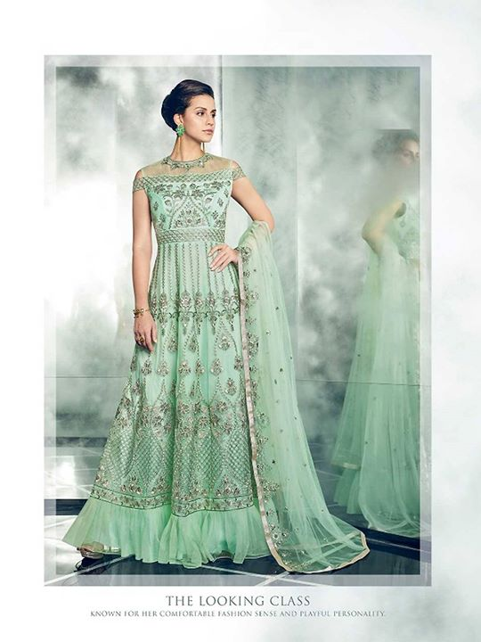 Buy online designer pista green colour eid special dress, anarkali eid collection 2018 at best deals and discount offers at ZaraaFab. Shop the latest pakistani festive collection Now. https://bit.ly/2JsFwuP #pistagreenanarkali #eidclothes #eidspecial #salwarkameez #designerwear #anarkalicollection #anarkalisuit #festivalcollection #embroidedanarkali #eiddresses #eidspecialdress #onlineshopping #ramadandresses #eidoutfits2018