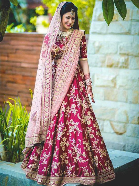 Buy rani color party wear designer lehenga dress for wedding, party or festive occasions online from ZaraaFab online Store in UK. Explore our collection of designer lehenga set. https://bit.ly/2KlhP97 #lehengacholi #indianwear #indianbride #weddingdress #lehengas #bollywood #weddinglehenga #bridallehenga #ranicolorlehenga #discount  #bridalwear #indianweddingdress