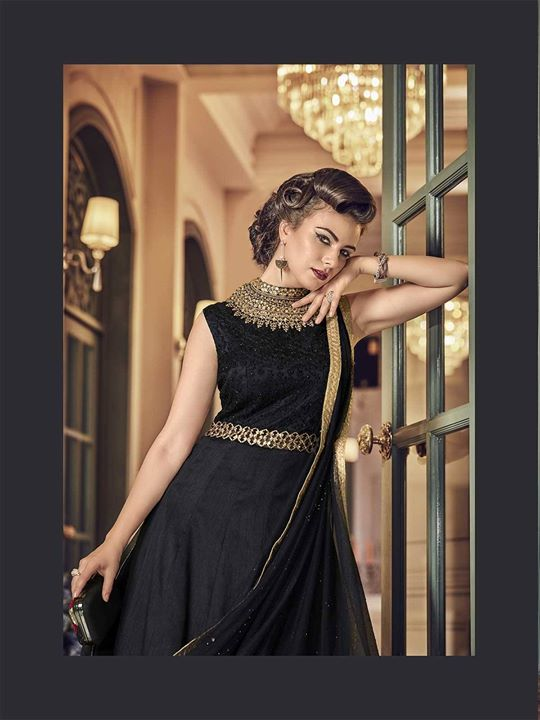 Are you looking for black color floor length traditional salwar kameez suits? We offer online shopping from a great selection for ladies in various prints and patterns. https://bit.ly/2CXHsaY #salwarkameez #ethnicwear #indianwear #indiancouture #ethnic #salwarsuit #partywear #indianbride #bridalwear #indowestern #diwalicollection #festivewear
