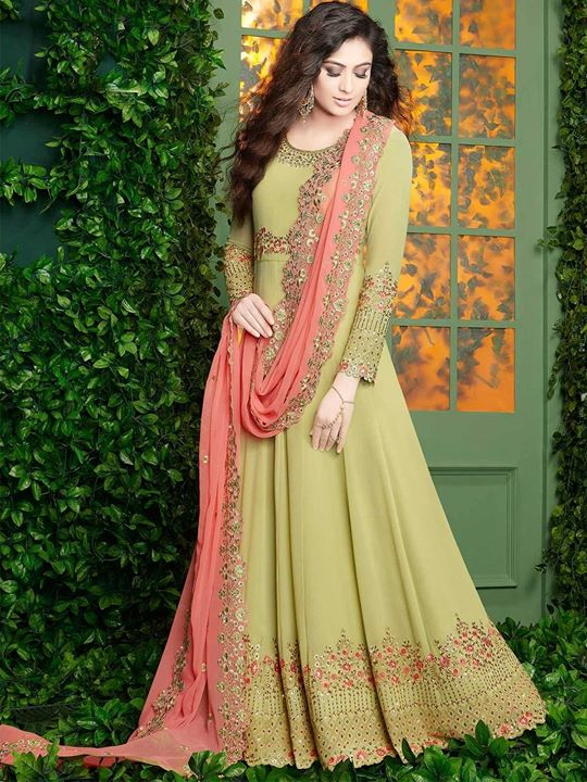 Buy exclusive collection of designer floor length pakistani anarkali suits online with custom stitching and worldwide shipping. Explore  latest collections of  indian salwar suits with graceful embroidery work. https://bit.ly/2JsFwuP #floorlengthanarkali #anarkalisuits #anarkalifrock #longsuits #indowestern #outfitoftheday #ethnicwear #salwarkameez #indianfashion #dressmaterial #styleupyourlife #diwalicollection