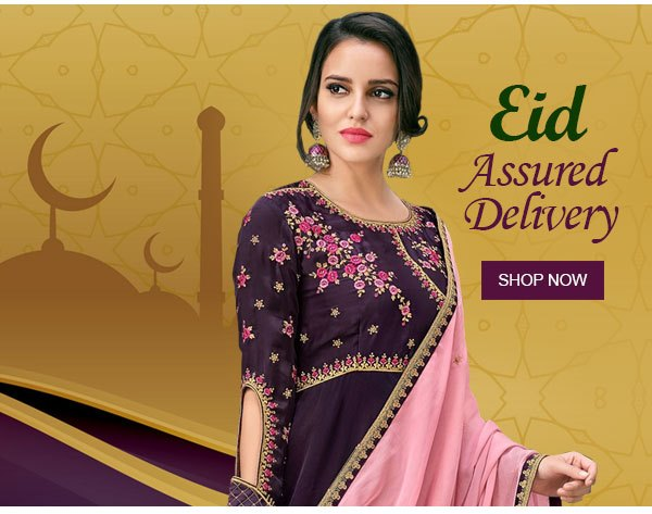 Get all ready made attires, promise delivery before Eid https://www.zaraafab.co.uk/salwar-suits/readymade