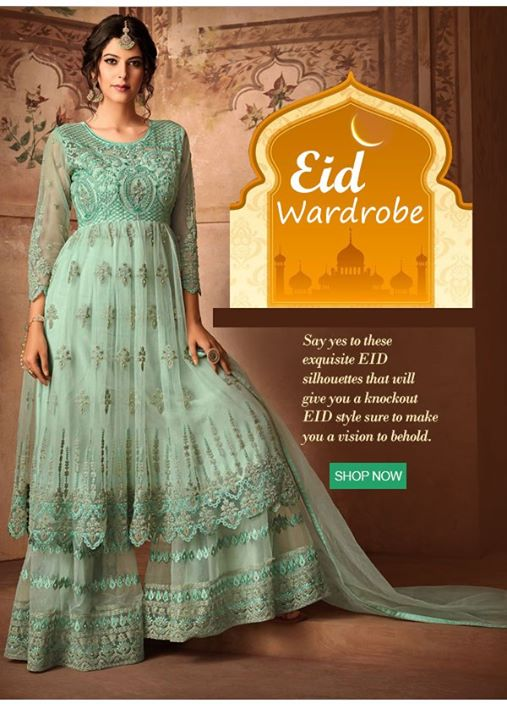 Look gorgeous with simply decent Eid special edition clothes for you and for your family.. https://www.zaraafab.co.uk/sale-discounts-on-asian-indian-clothing-uk