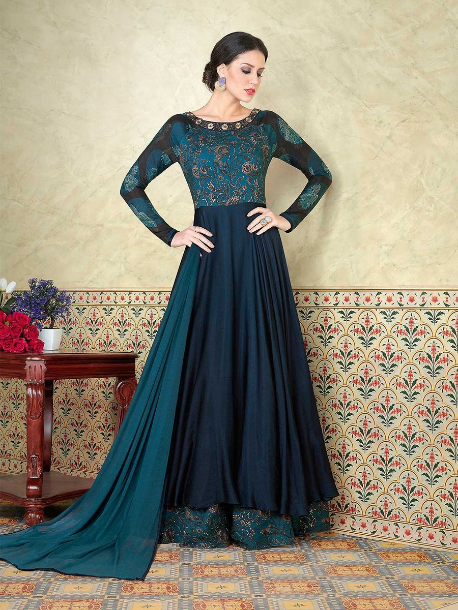 Buy one of the finest blue color long salwar kameez suit dupatta at best price from ZaraaFab online shopping store. https://t.co/YVUG8ggoEH #bluesalwarkameez #salwarkameez #suitsalwar #floorlengthsuits #freeshipping #partywear #onlinedress #partyweardress #anarkalisalwarsuits https://t.co/HMrQIHfGAz