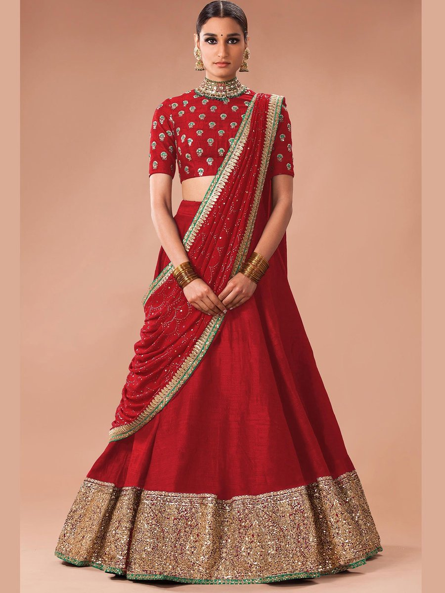Find the latest collection of red party wear designer lehenga online at most affordable prices. https://t.co/b4N43yeNmj #bridallehenga #designerlehenga #lehengacholi #designerwear #specialoccasion #redlehenga #indiandress #pakistaniwear #onlineshopping #UK #USA #France #Germancy https://t.co/qnFmtDeuYf