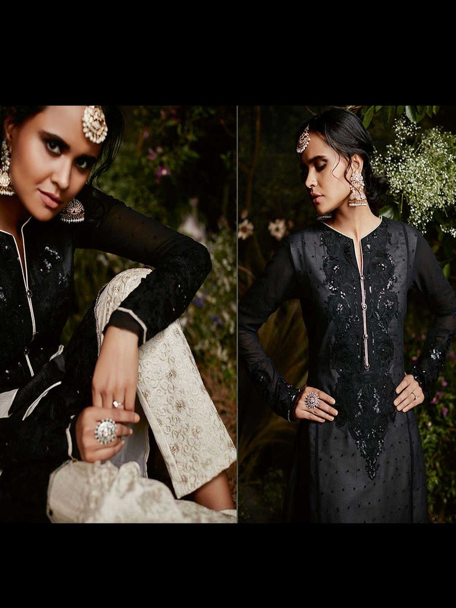 Shop latest black color salwar kameez online at best prices from ZaraaFab with free international delivery. https://t.co/T5fVD3CAY0 #SalwarSuit #SalwarKameez #IndianDress #SalwarKameezSuit #OnlineShopping #Embroidery #PartyWear #IndianClothes #PakistaniSuits #ethnicwear https://t.co/7J6sS9ACCe