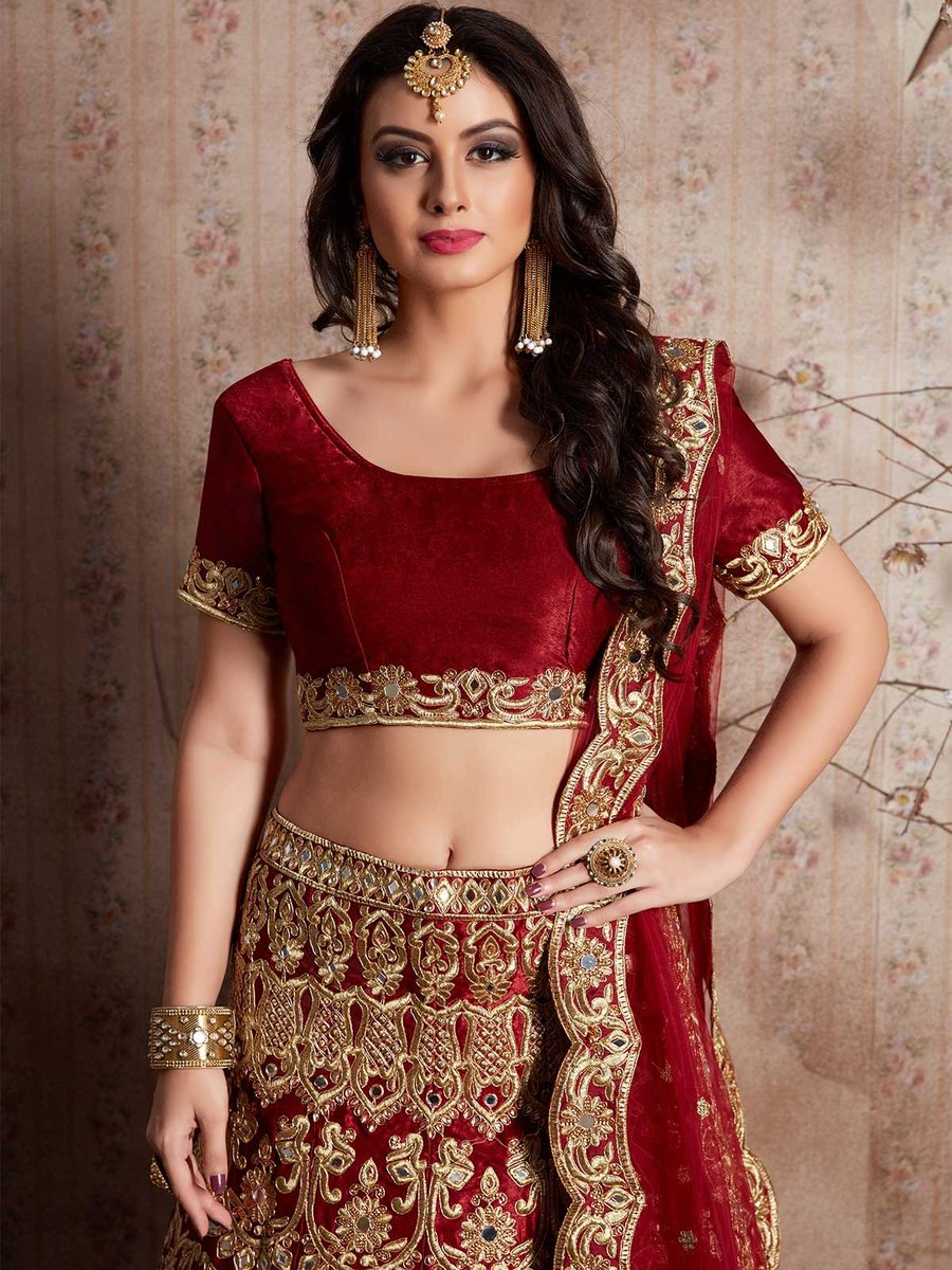 Buy stylish maroon color Indian wedding lehenga choli  for women online in latest design and style at unbelievable cost. https://t.co/fq9rfQI86L #lehenga #traditionalwear #indianlehenga #lehengaonline #designerlehenga #indianwear #ethnicwear #ladiesfashion #weddingdress #lehengas https://t.co/ehSIIbXeGx